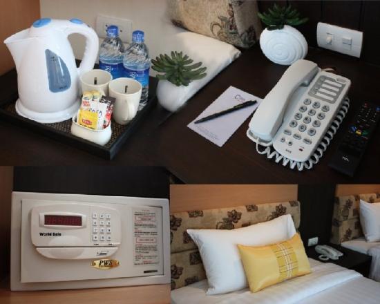 Citin Pratunam Hotel by Compass Hospitality: Room Amenities