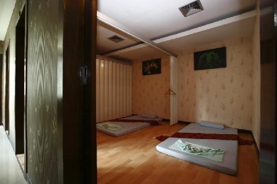 Citin Pratunam Hotel by Compass Hospitality: Spa Room