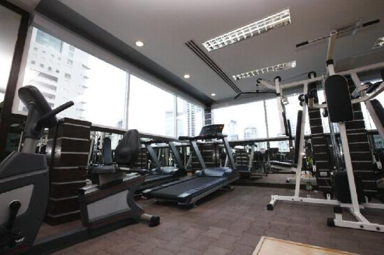 Citin Pratunam Hotel by Compass Hospitality: Citin Gym