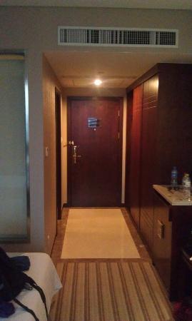 Yuanzheng Qizhen Hotel: View Toward Door
