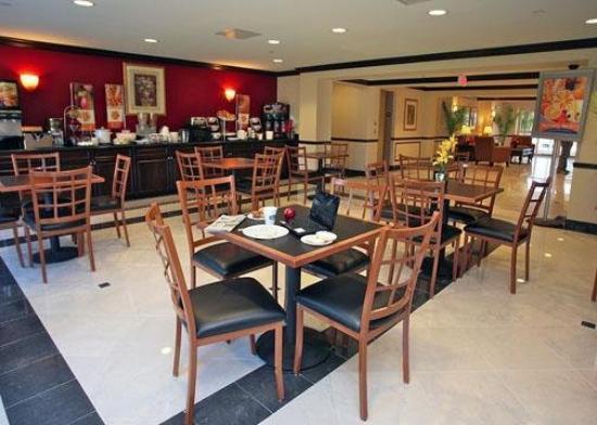 Sleep Inn & Suites - Jacksonville: Restaurant