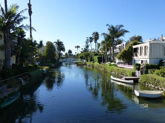 Los Angeles Urban Adventures: Venice canals