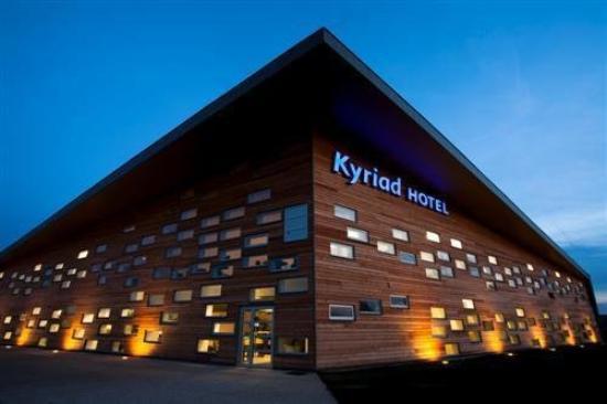 Kyriad Le Mans Sud - Mulsanne: Exterior