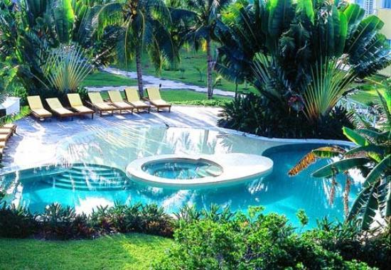 Royal Hideaway Playacar: Relax Pool