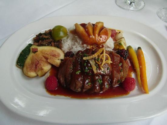 Goodstone Inn & Restaurant: Dinner entree