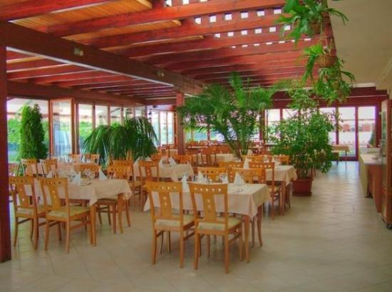 Hotel Diana: Restaurant
