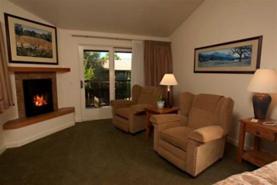 El Pueblo Inn: Sonoma King