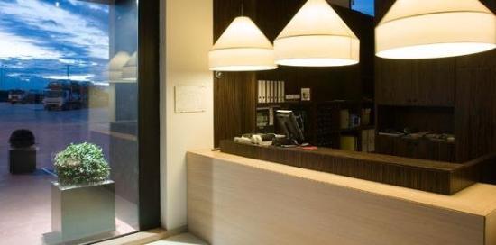 Hotel ETH Rioja : Fotpe Recepcion