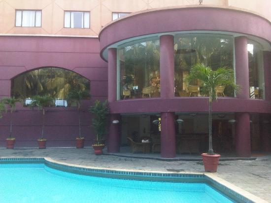 Hotel Aryaduta Lippo Village: from the inside hotel grounds