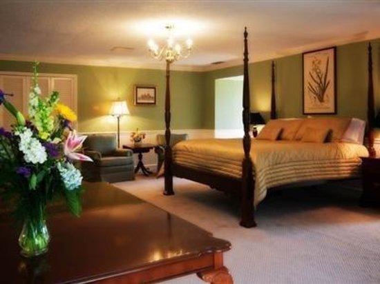 Christopher Place Resort: Margaret's Room