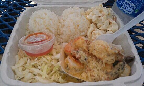 7d5a1d7d683f garlic shrimp platter - Picture of Ted s Bakery