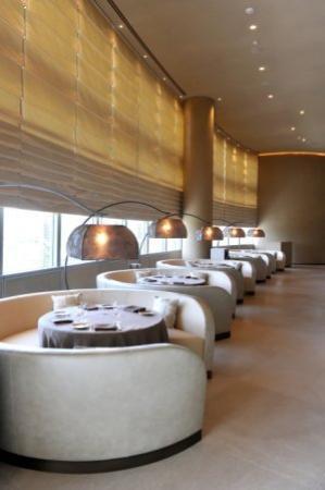 Armani Hotel Dubai: Ristorante Outlet