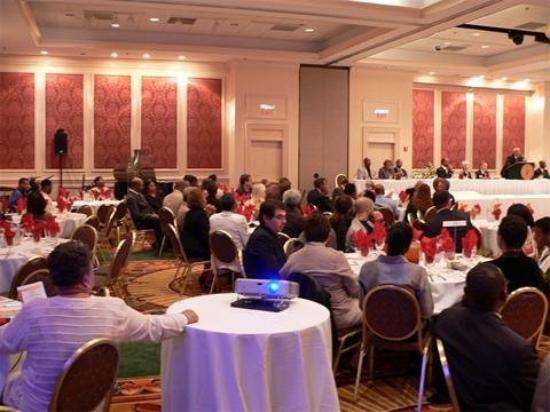 Kellogg Hotel & Conference Center : Ballroom