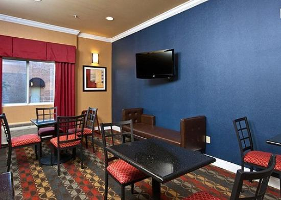 Sleep Inn & Suites Huntsville: Restaurant