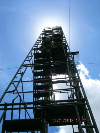 Zip Orlando: Tallest Tower