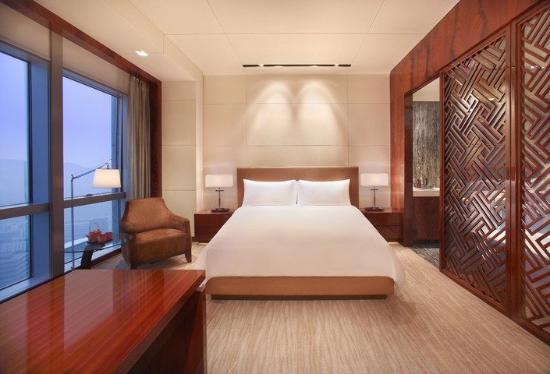 Grand Hyatt Shenzhen: SHEGH_P003 King Guestroom