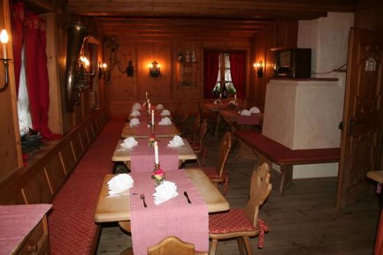 Hotel Seegarten: Restaurant
