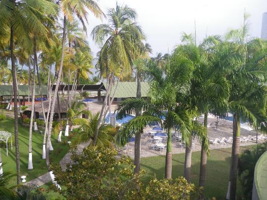 Bella Vista Hotel: Vista desde la habitación