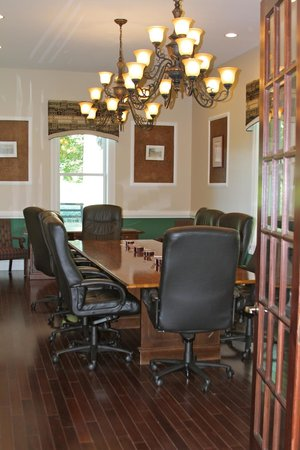 Riverside Inn Bed & Breakfast: Conference room