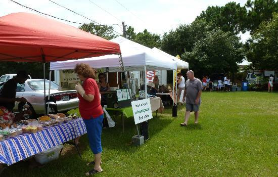 Brevard County Farmer's Market: Products for sale