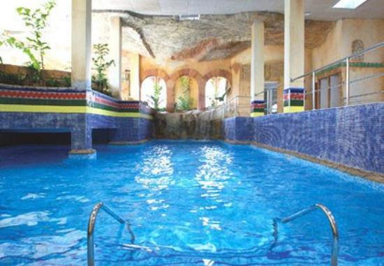 Playacalida Spa Hotel: Indoor Pool