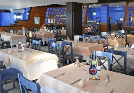 Playacalida Spa Hotel: Restaurant