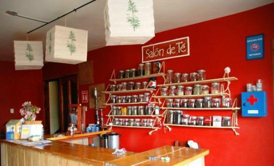 Foro Cultural Kinoki: Salón de té - Venta a Granel - Shisha