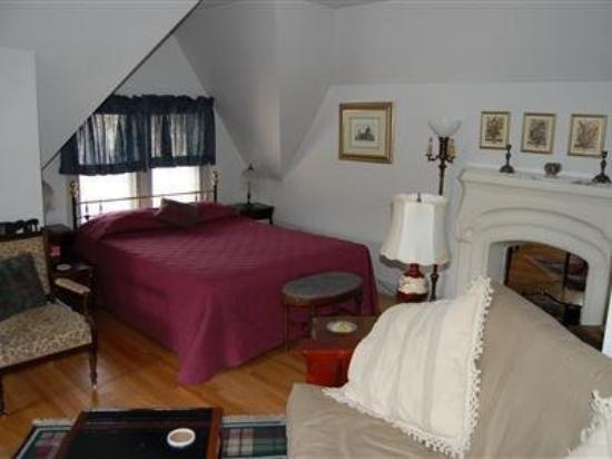 Inn on Somerset: Guest Room