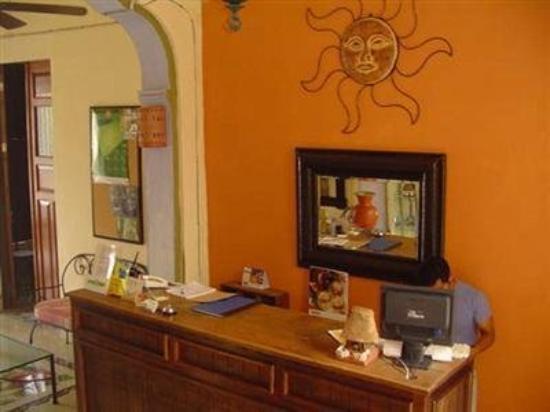 هوتل ديل بيريجرينو: Interior (OpenTravel Alliance - Lobby view)