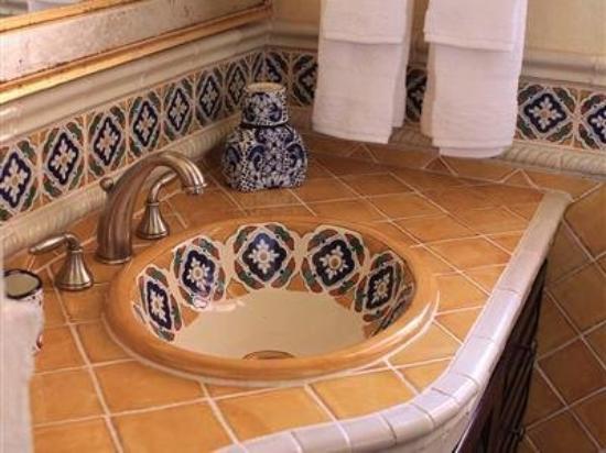 Antigua Capilla Bed and Breakfast: Interior