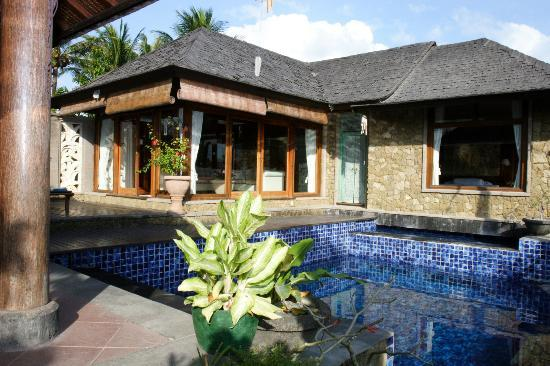 Peruna Saba Villas: Villa Aloha View