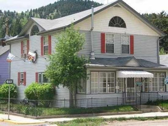 Miners Pick Bed and Breakfast: Exterior