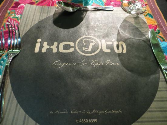 Ixcot's Creperia & Cafe Bar: Delicious & fun memories!