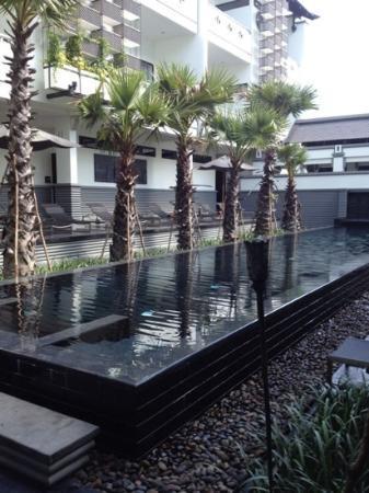 Shinta Mani Club: small lap pool