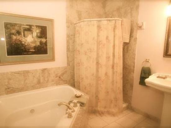 Conifer House Inn : Bathroom of Willow