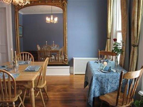 Mariaville Lake Bed & Breakfast: Dining Room