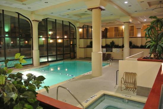 The Atrium Picture Of Wyndham Garden Dallas North