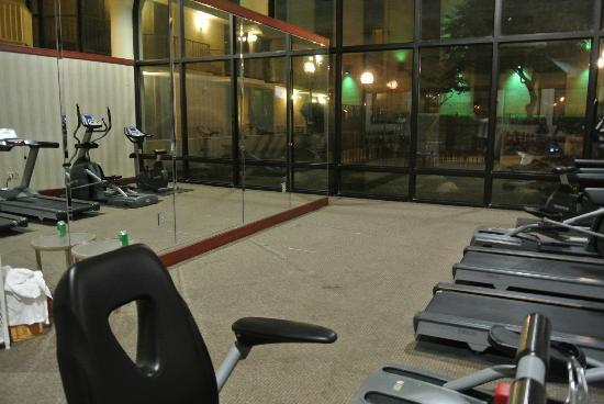 Wyndham Garden Dallas North: fitness centr