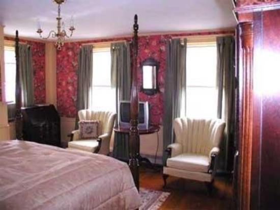 Pepper House Inn : guest room