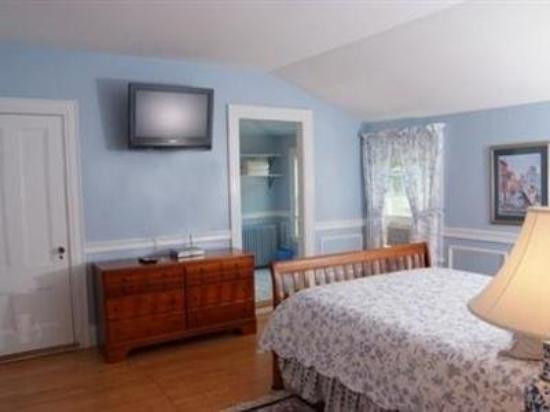 Nightingale Inn: Guest Room