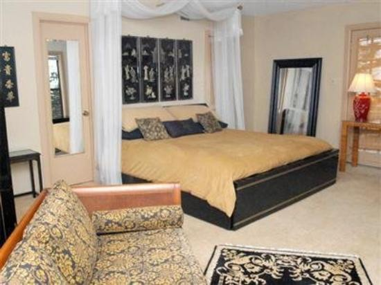 Beacon Hill Bed and Breakfast : Guest Room