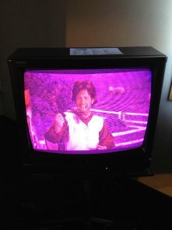 Hotel Rapids: TV