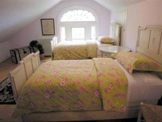 Delano Homestead Bed and Breakfast: Twin Room