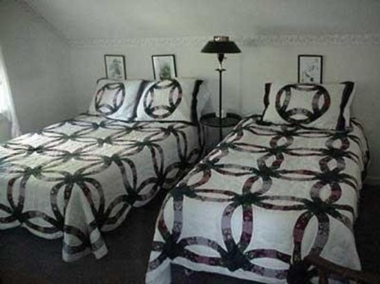 Auberge de Stowe: Guest Room
