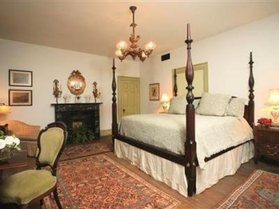 The Elms Bed and Breakfast : Kellogg Guest Room
