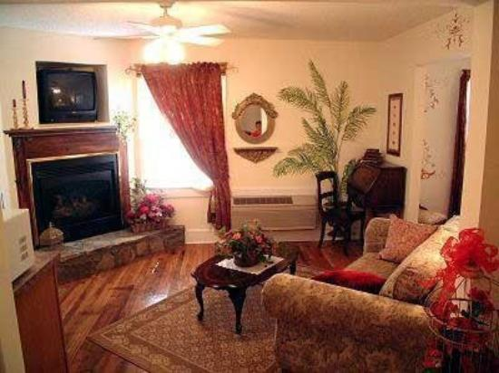 Black Forest B&B and Luxury Cabins: Guest Room