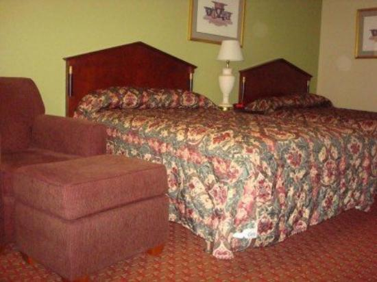 DeSoto Holiday House: Guest Room