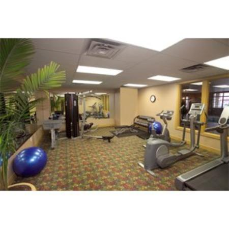 Chateau Nova Kingsway: Fitness Centre