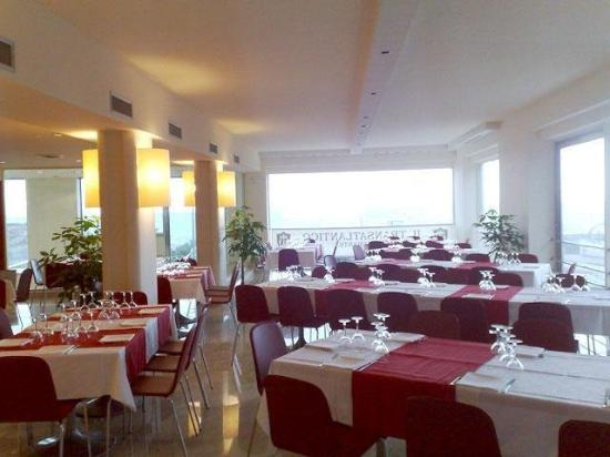 Grand Hotel Yachting Palace : Restaurant