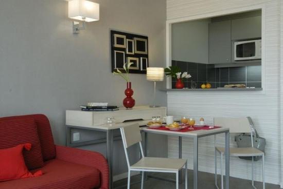 Adagio City Aparthotel Montrouge : Guest Room